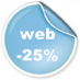 Web -25% Categories